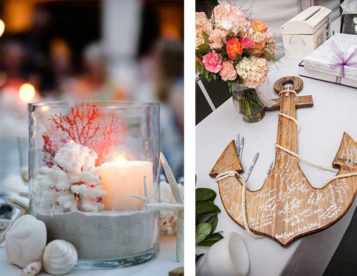 Puerto Rico Beach Wedding inspiration curated by Hand-Painted Weddings