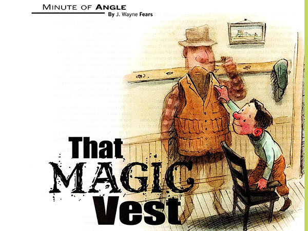 THAT MAGIC VEST