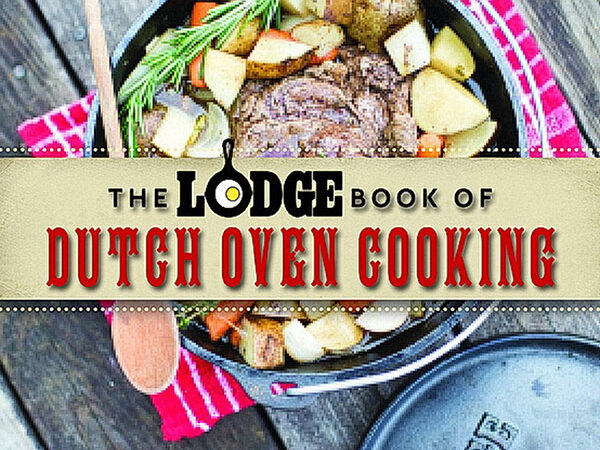 NEW BOOK ON EVERYTHING YOU EVER WANTED TO KNOW ABOUT DUTCH OVEN COOKING