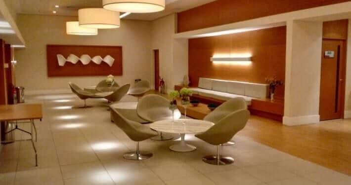 Foyer do Auditório Nova América Offices