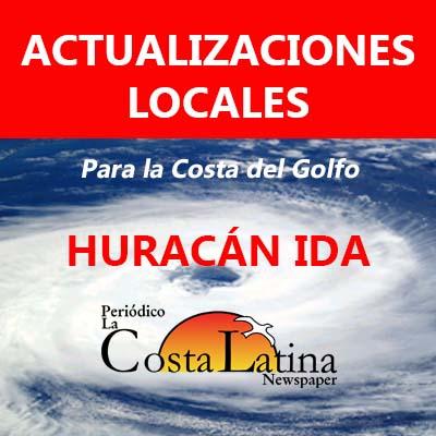 Hurricane Ida updates cover photo