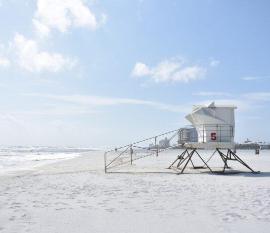 lifeguard house