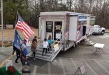 mobile museum trailer
