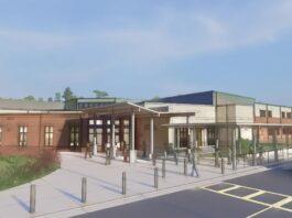 school rendering
