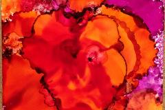 orange-flower-tile