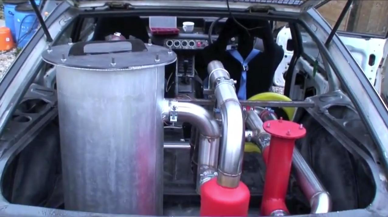 DIY: Make your Car run on Trash