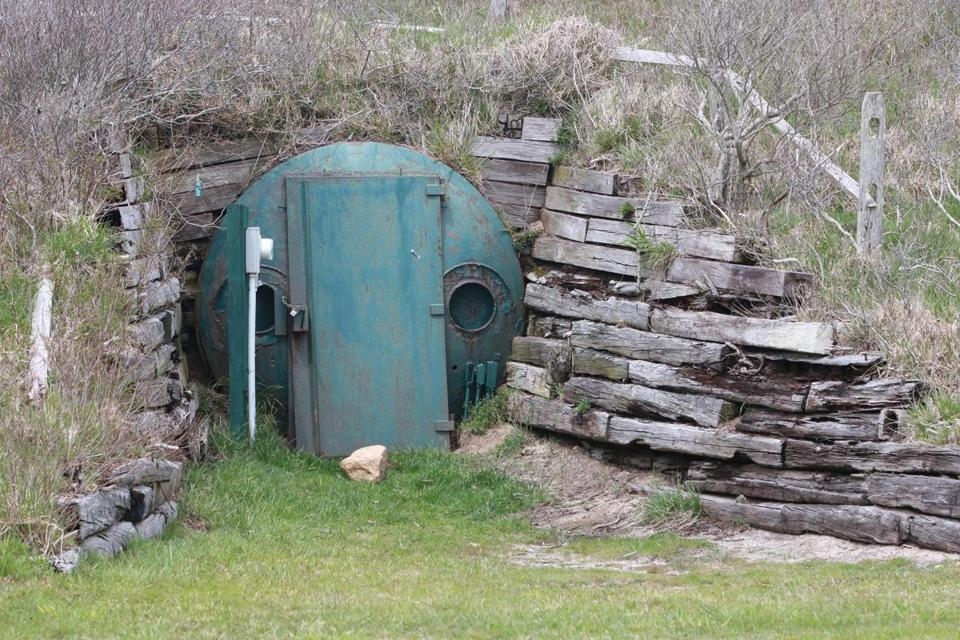 Build your own backyard bunker!