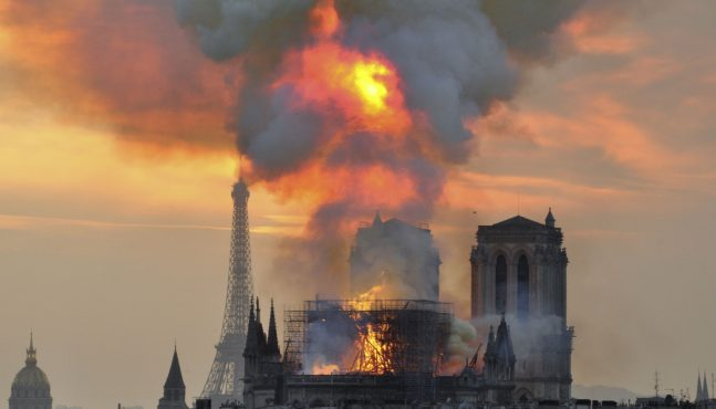 Before There Was Notre Dame