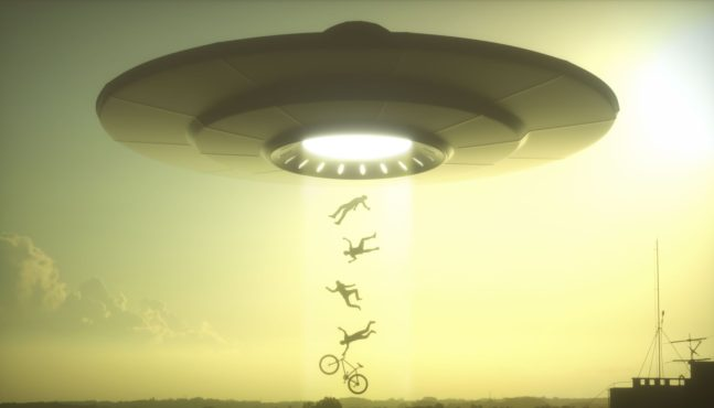 UFOs No New Threat – But Federal False Flag Is