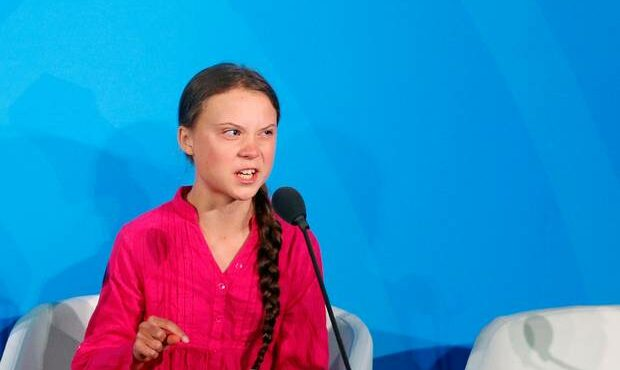 Climate activist Greta Thunberg berates world leaders in speech at United Nations