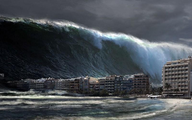 Can Anyone Survive A Tsunami?
