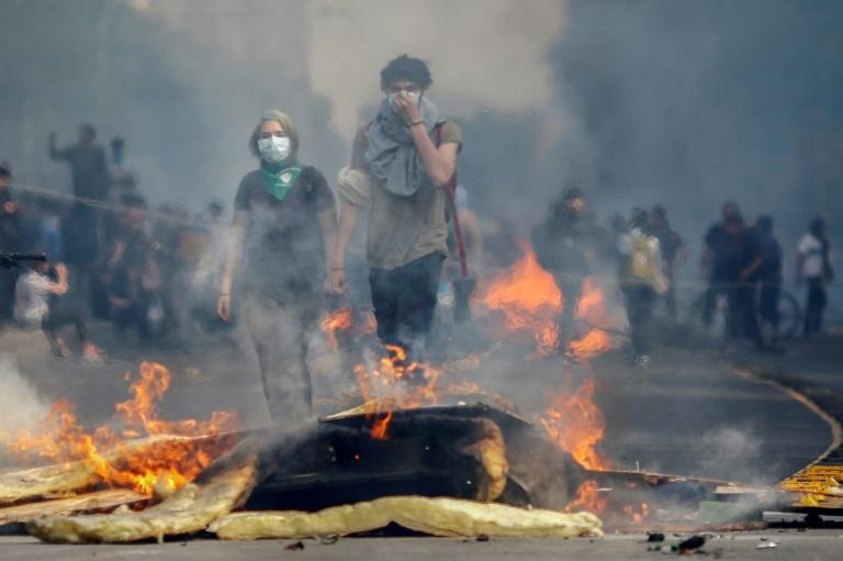 Violent Civil Unrest Erupts Around the World… Is the US Next?