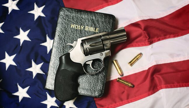 Armed Citizens at Ft. Worth Church Save the Day