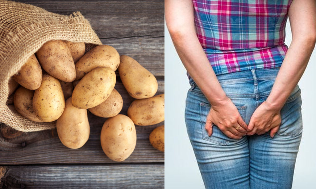 Doctors Advise People to Stop Putting Frozen Potatoes Up Their Butts!