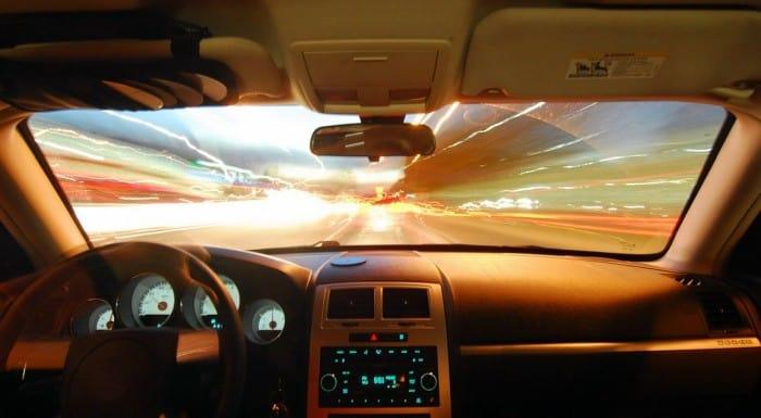 How to Drive Through a High-Risk Environment