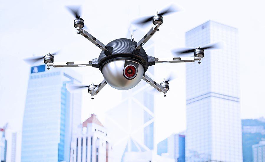 Who Flew Drones Over Reactors?