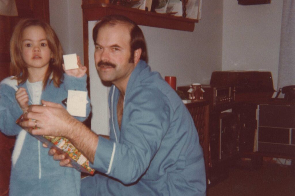 """""""I Knew Right Away It Was My Dad"""" A conversation with the daughter of the serial killer BTK."""