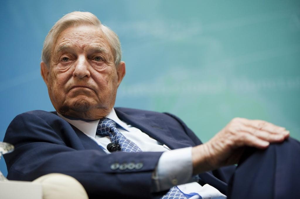 George Soros Buys Biden's Transition Team