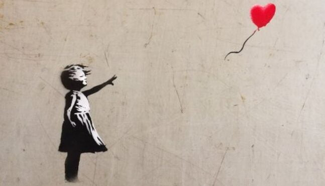 Famed Street Artist Banksy Denies Involvement With Mysterious Monoliths