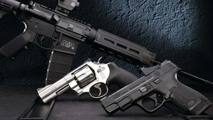 Smith and Wesson Takes Aim at New Jersey's Attack on the 2nd Amendment