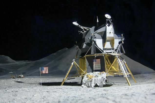 Were Apollo Missions and The Moon Landing One Giant PR Stunt?