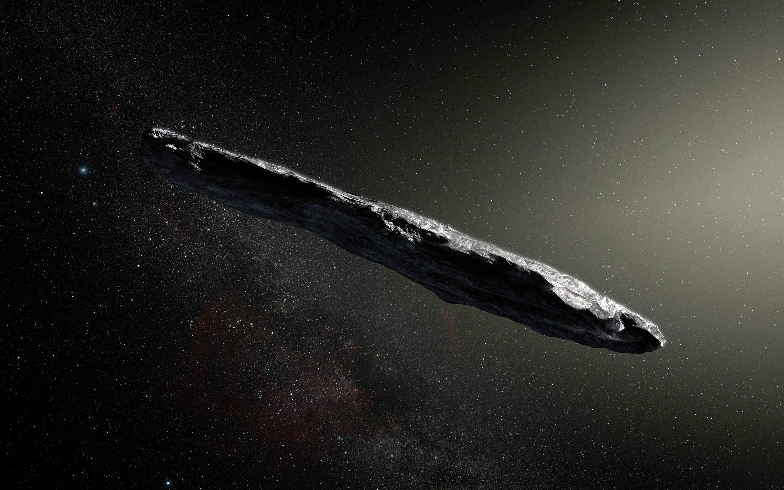 """Mysterious """"Cigar-Shaped"""" Objects Appear Over California"""