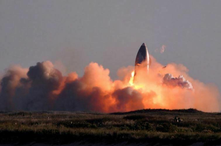 Elon Musk's SpaceX Rocket Explodes During Test Flight