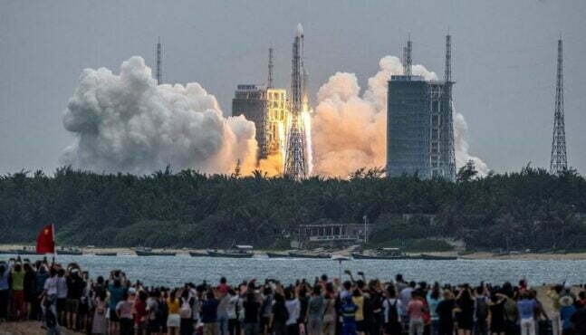 Chinese Rocket Uncontrollably Falling to Earth – Where Will it Land?