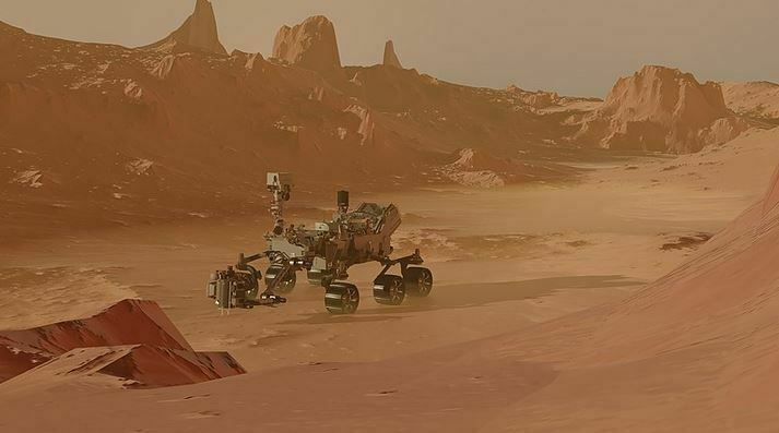 Perserverance Rover