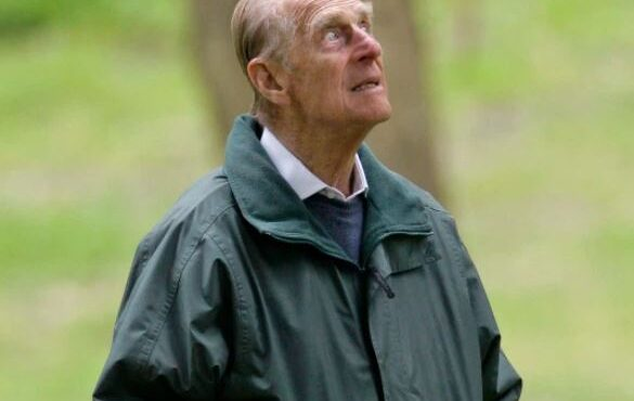 Prince Philip's Strange Fascination and Experience with UFOs