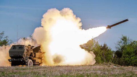 U.S. Marines Practice Smashing China in War