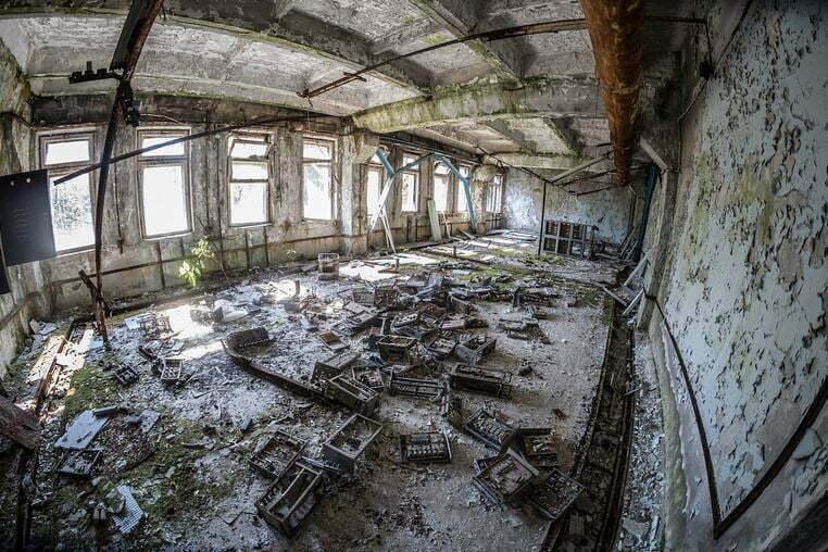 Chernobyl Site