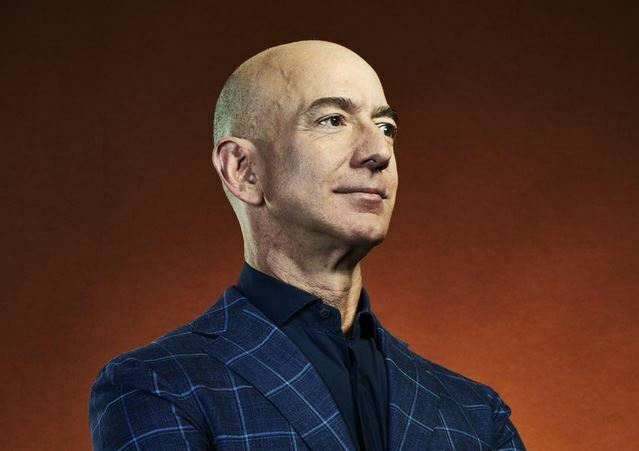 Jeff Bezos Is Going To Space Next Month