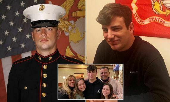 """Marine Recruit Dies During """"Crucible"""" Training Event"""
