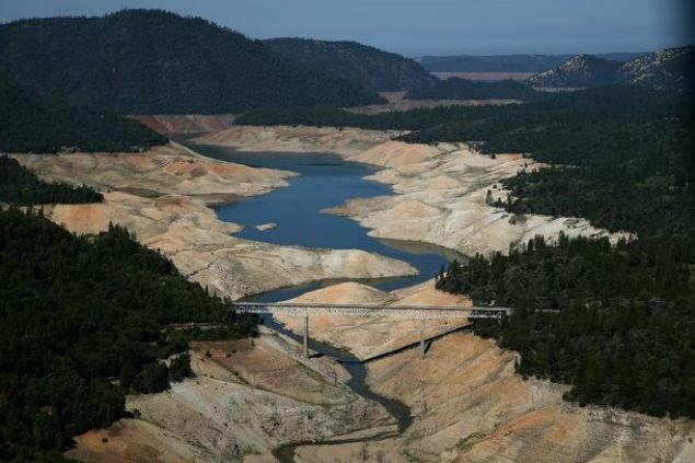 55-Year-Old Plane Crash Mystery Solved Thanks to California's Drought
