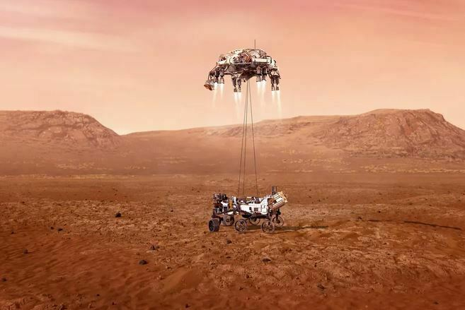 Humans Can Reproduce on Mars After New Discovery