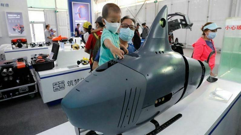 Shark Drone