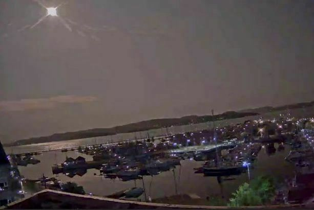 Flaming Meteor That Could Be Worth Half a Million Dollars Crashes into Earth