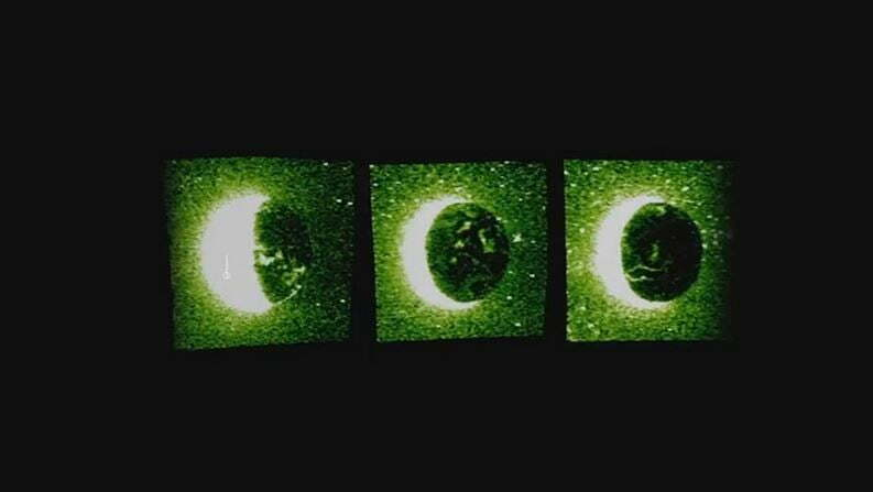 Hope Orbiter Captures Pictures of Alien Auroras on Mars