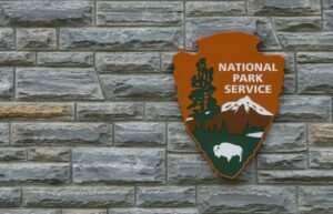 National Park Service Sign