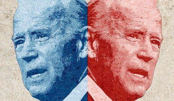 Biden's double-cross double-talk