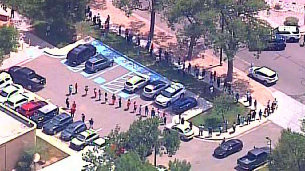 Middle Schooler Fatally Shot by Fellow Student on Lunch Break