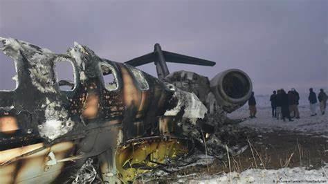 Military Plane Fleeing Afghanistan Shot Down in Uzbekistan – Cause Disputed