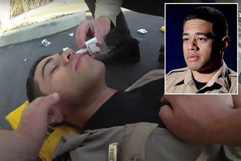 Sheriff's deputy overdoses after exposure to fentanyl during arrest