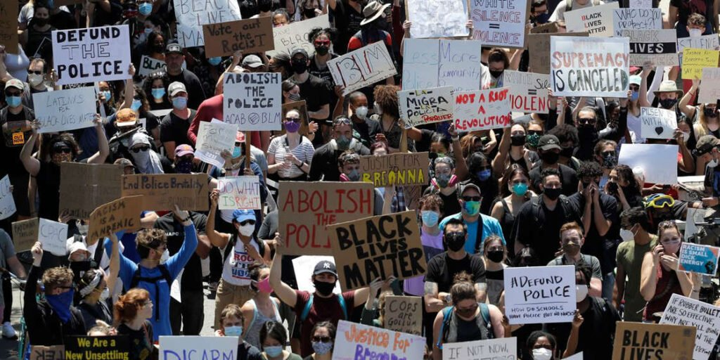 Feds purposely targeted BLM protesters in an effort to weaken the movement