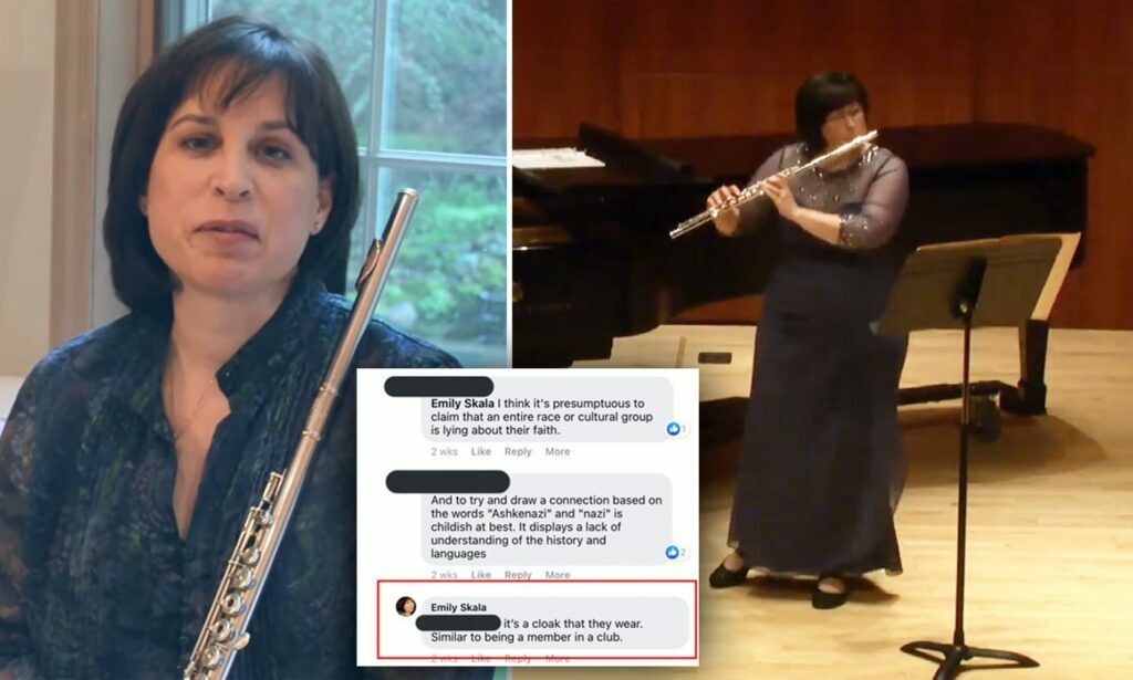 Baltimore Symphony Orchestra Fires a Famed Flute Player for Her Political Opinions