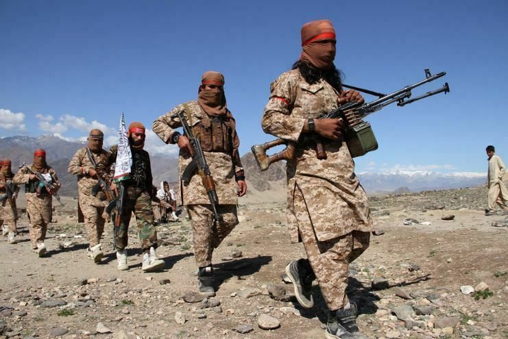 Inside the Latest Taliban Uprising