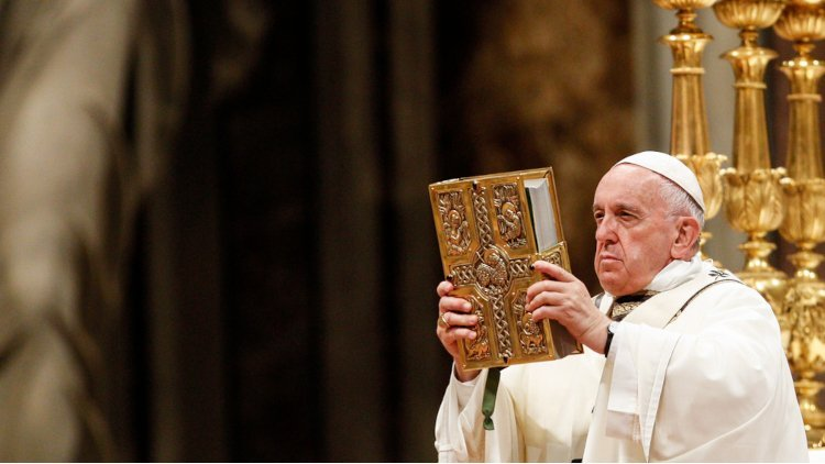 Pope Accepts Resignation From Bishop Who Masturbated on Video Call