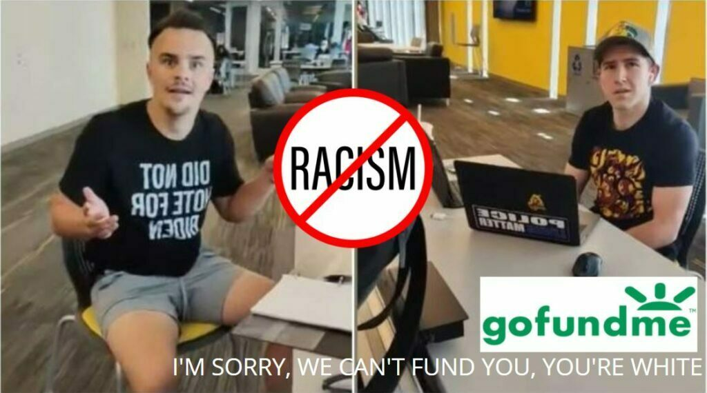 Racist GoFundMe Removes Harassed Students Page For Being White