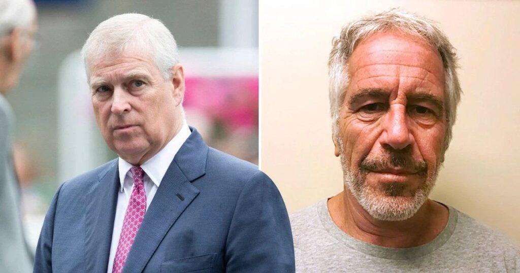 Epstein Victim Virginia Giuffre Sues Prince Andrew